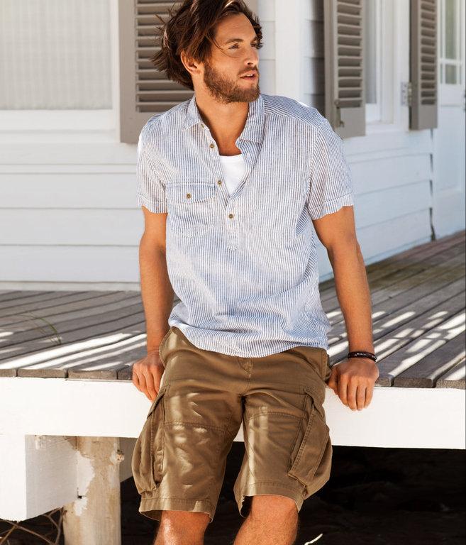 Shirts, t-shirts, and shorts: guys be aware! | raquelmerlo